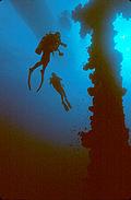 Truk Lagoon Underwater Fleet, Truk Atoll
