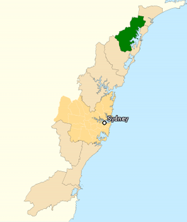 Division of Charlton Australian federal electoral division