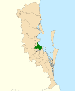 Division of Lilley Australian federal electoral division