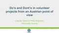Do's and Dont's in volunteer projects from an Austrian point of view.pdf