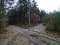 Dobřichovice, Hřebeny, rozcestí u Černolic (02).jpg