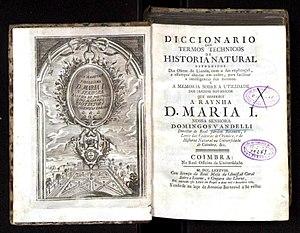 Domenico Vandelli