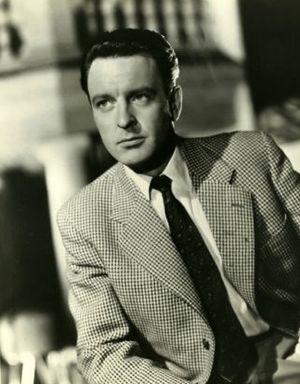 Donald Sinden - Pinewood Studios publicity shot, circa 1956