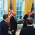 Donald Trump and Liu He at US-China 7th Trade talks (2).jpg