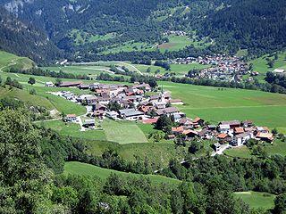 Donat, Switzerland Place in Graubünden, Switzerland