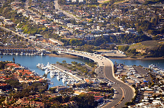 Newport Beach, California - Dover and Pacific Coast Hwy Newport Beach, CA