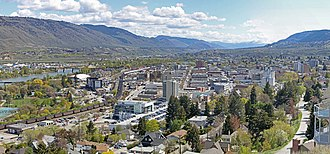 Kamloops - Downtown Kamloops