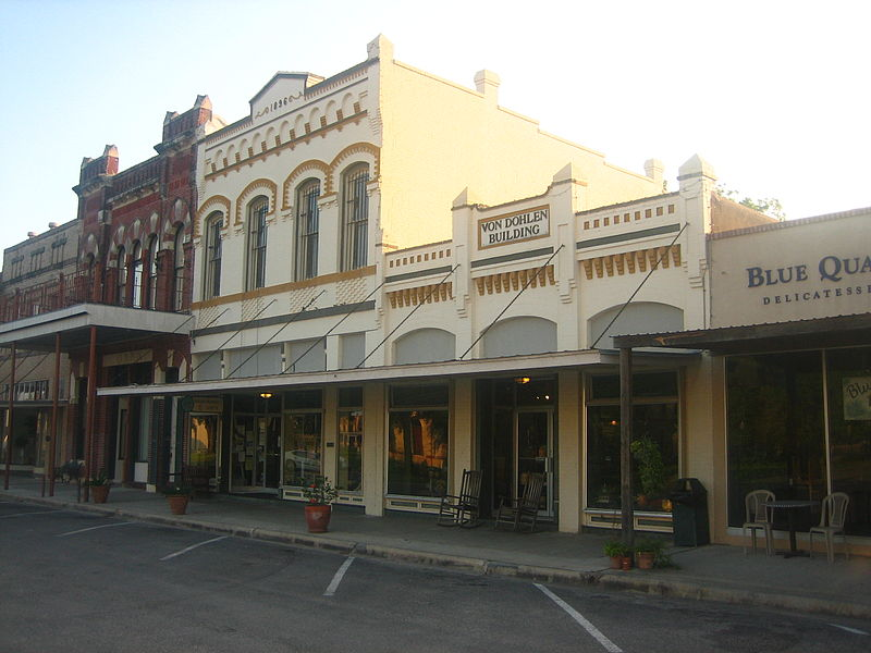 File:Downtown Goliad, Texas IMG 0989.JPG