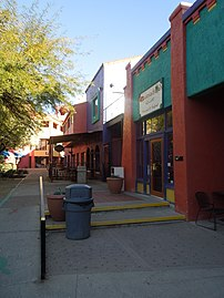 Downtown Tucson Arizona Colorful Neighborhood 2.JPG