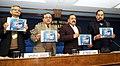 Dr. Jitendra Singh releasing an e-book on 'Good Governance Simplified'.jpg