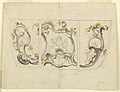 Drawing, Design for Side Panels of a Coach, 1754 (CH 18609879-2).jpg