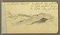 Drawing, Hills; Verso- Head, 1889 (CH 18193031).jpg