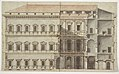 Drawing, Rendering of the Palazzo Farnese, Rome, ca. 1750 (CH 18172097).jpg