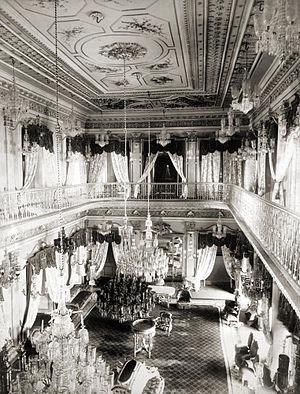 Chowmahalla Palace - Drawing Room of Chowmahela Palace