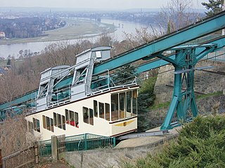 Dresden Suspension Railway funicular suspension railway in Dresden, Germany
