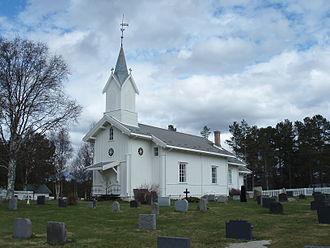 Drevsjø - Drevsjø Church
