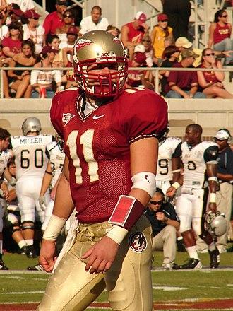 2006 Florida State Seminoles football team - Drew Weatherford