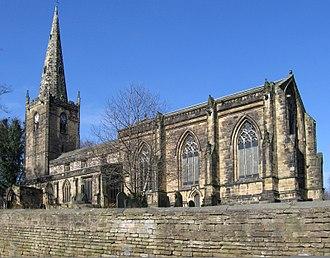 Dronfield - St. John the Baptist Parish Church