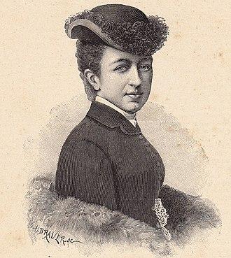Anne de Rochechouart de Mortemart - Image: Duchesse d'Uzès