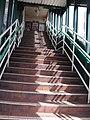 Duddeston Station - stairs (7264338056).jpg