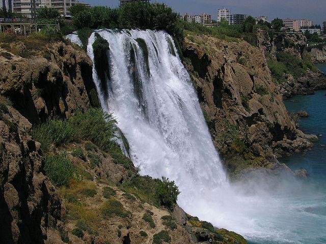 Дюденский водопад. Анталья