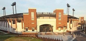 Dudy Noble Field, Polk–DeMent Stadium - Image: Dudy Noble Field 2019