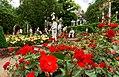 Duftende Schönheit, der Rosengarten im Kurpark Bad Mergentheim. 16.jpg