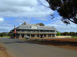 Dumbleyung, Western Australia - Dumbleyung Tavern