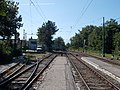 Dunaharaszti külső HÉV station, south, 2019 Dunaharaszti.jpg