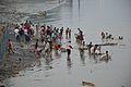 Durga Idol Immersion Gathering - Ramkrishnapur Ghat - Howrah 2012-10-24 1814.JPG