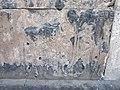 Dzagavank (cross in wall) (48).jpg