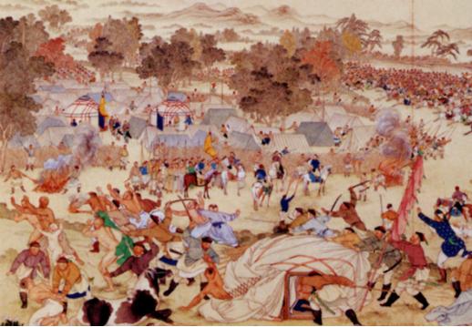 Dzungargenocide