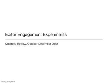 E3-QuarterlyReview-Jan2013.pdf