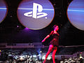 E3 2011 - Sony Media Event after party ballerina (5811254632).jpg
