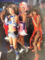 E3 Expo 2012 - Tekken girls (7640965870).jpg