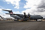 EGLF - Airbus A400M Atlas - EC-400 (43340068094).jpg