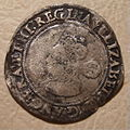 ENGLAND -ELIZABETH I SIXPENCE SECOND COINAGE LARGE SIZE 1561 b - Flickr - woody1778a.jpg