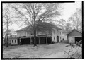 EXTERIOR (GENERAL VIEW) - Smith Racing Stables, County Road 75, Prattville, Autauga County, AL HABS ALA,1-PRAVI,1-1.tif