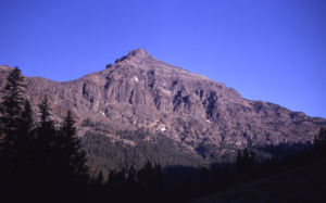 Eagle Peak (Wyoming) - Eagle Peak