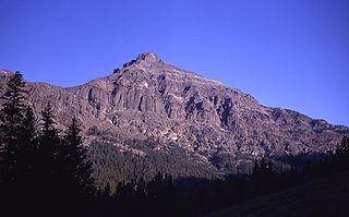 Eagle Peak (Wyoming) mountain