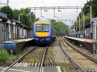 East Tilbury railway station