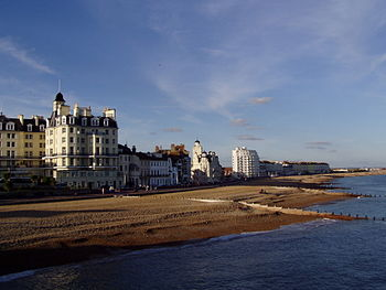Eastbourne Travel Guide At Wikivoyage