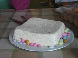 Food Cake Ukraine Klipard