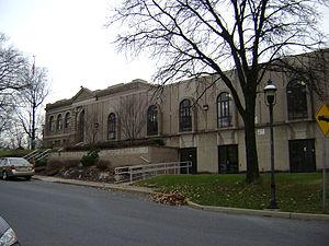 Easton, Pennsylvania - The Easton Area Public Library