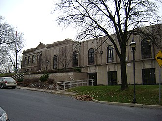 Easton, Pennsylvania - The Easton Area Public Library