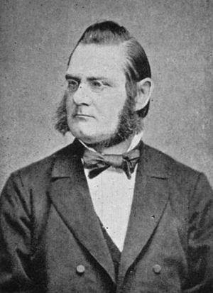 Eberhard Schrader - Eberhard Schrader, about the 1880s