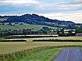 Edge Hill from Burton Hill Farm - geograph.org.uk - 1059782.jpg