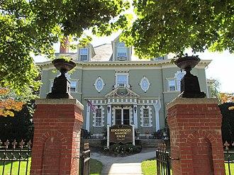 Edgewood (Cranston) - Edgewood Manor Inn
