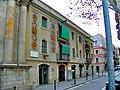 Edifici de la plaça de la Barceloneta - panoramio.jpg
