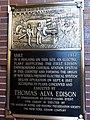 Edison Underground Central Station System Marker.JPG